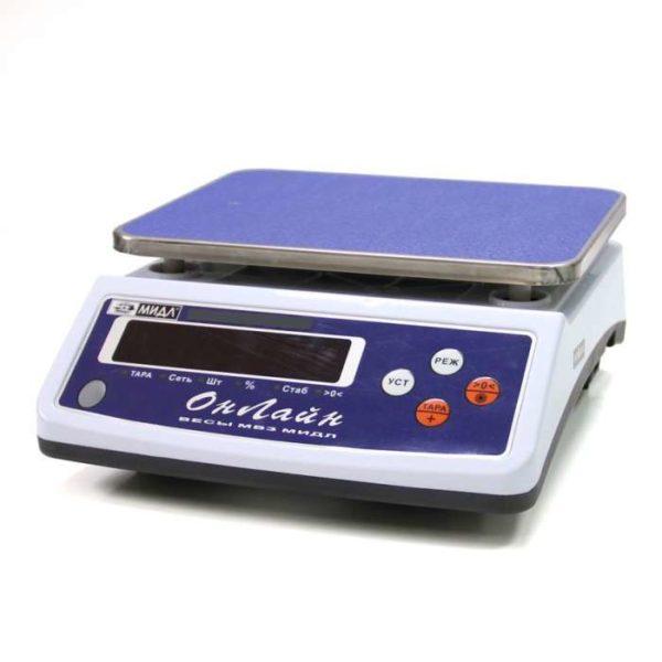 Весы МТ 15 В1ДА «ОнЛайн»