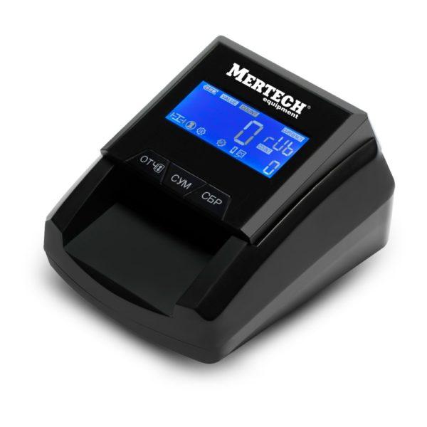 Детектор валют MERCURY D-20A FLASH PRO LCD автоматический
