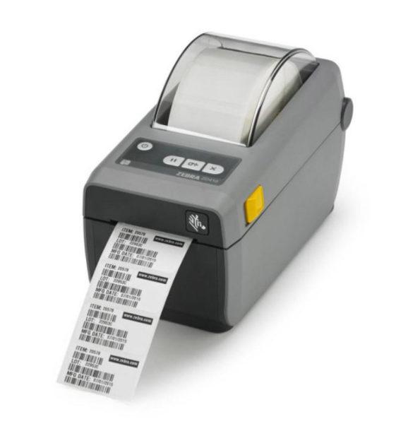 Принтер Штрих-кода Zebra ZD410 203dpi (ZD41022-D0E000EZ)